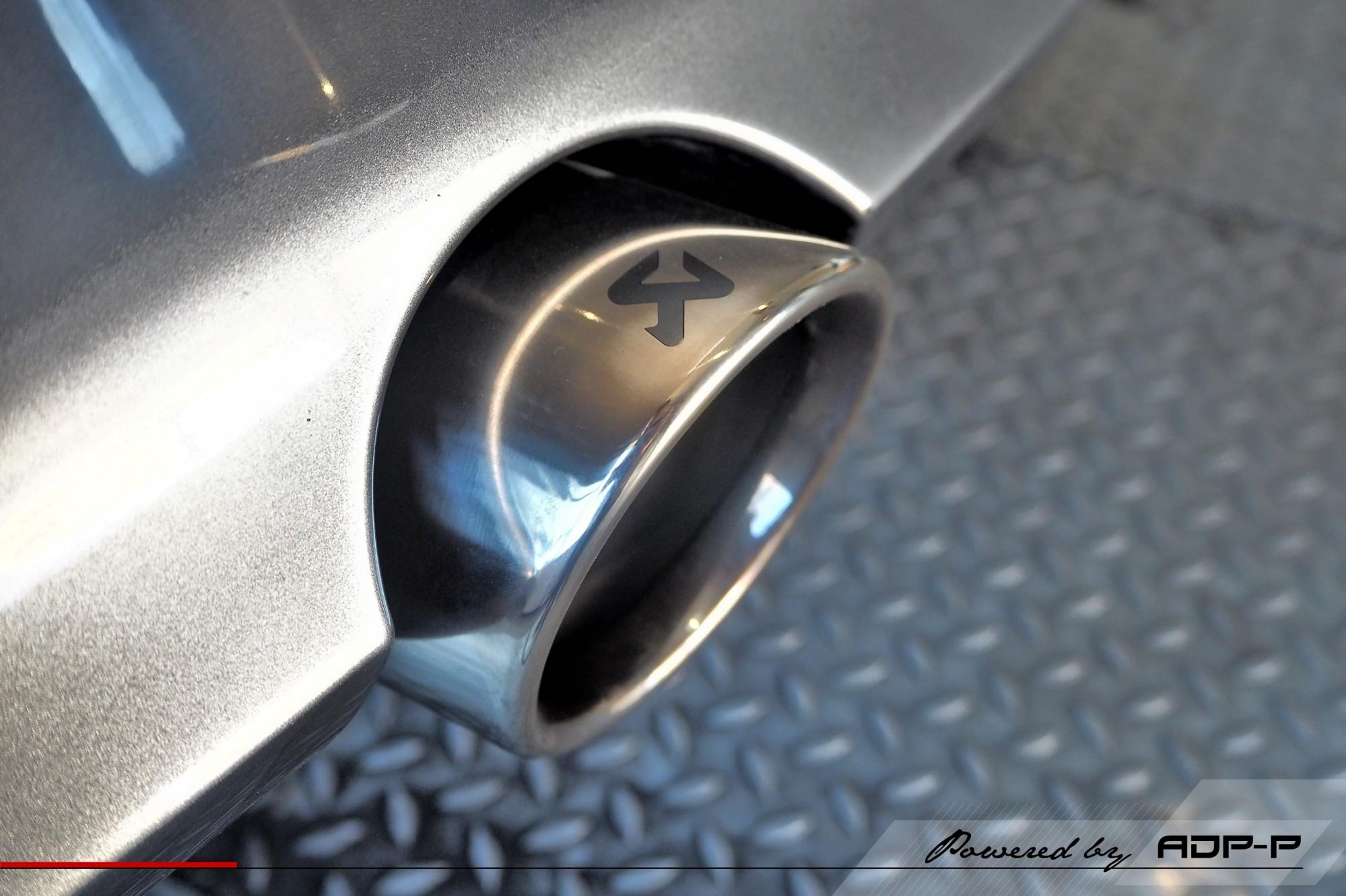 Ligne complète Akrapovic Marseille - BMW 335i N54 - ADP Performance