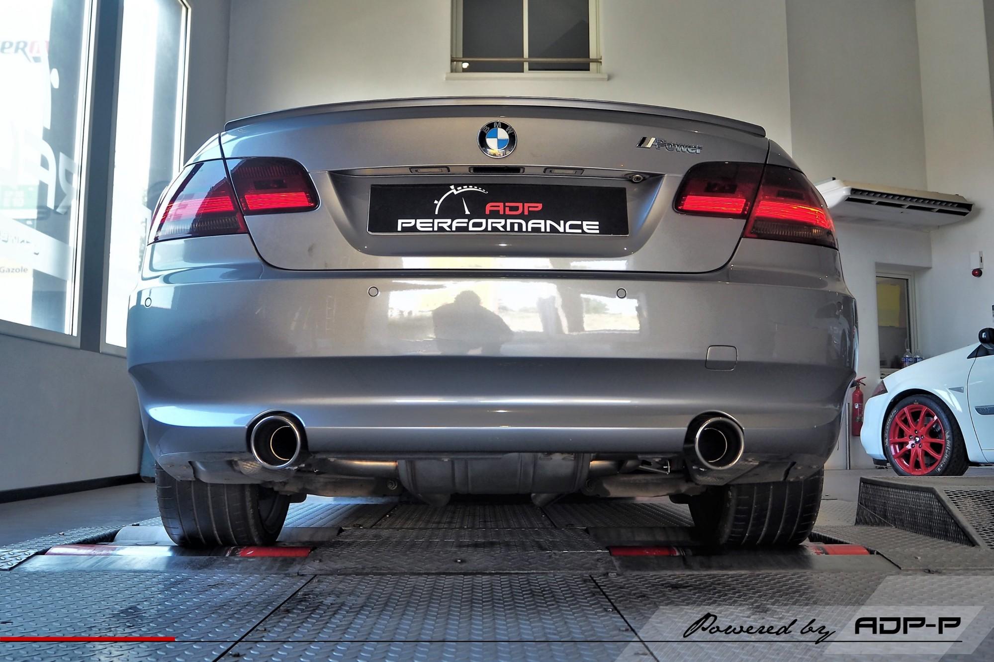 Reprogrammation moteur Stage 3 Nimes - BMW 335i N54 306cv - ADP Performance