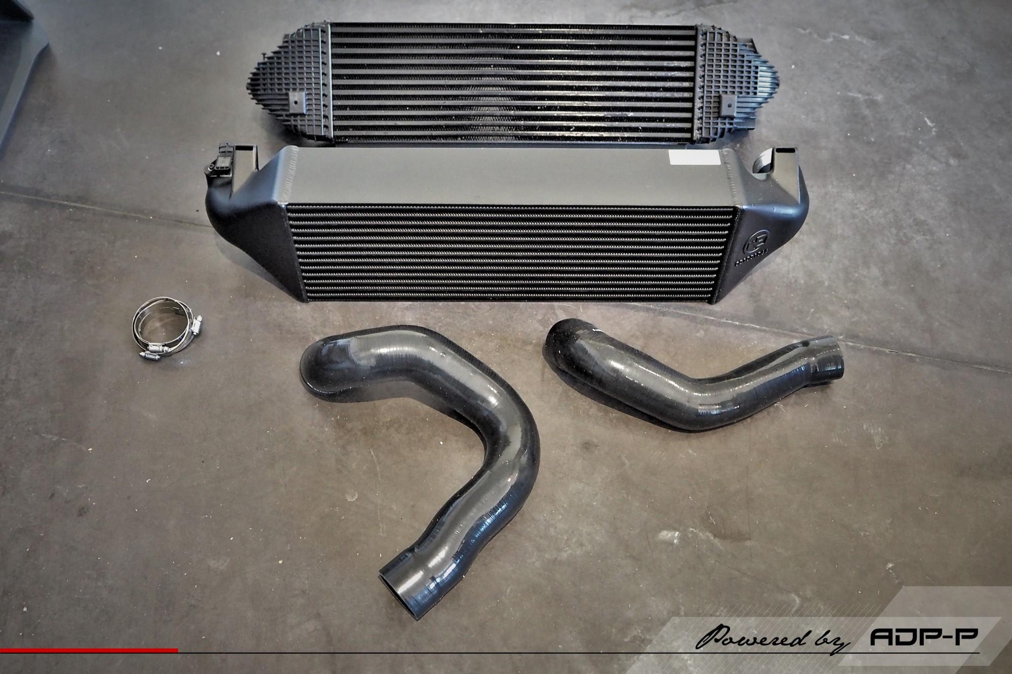 Echangeur Wagner Nimes, Aix en Provence et Avignon - Ford Focus RS 2.3T Ecoboost 350cv - ADP Performance