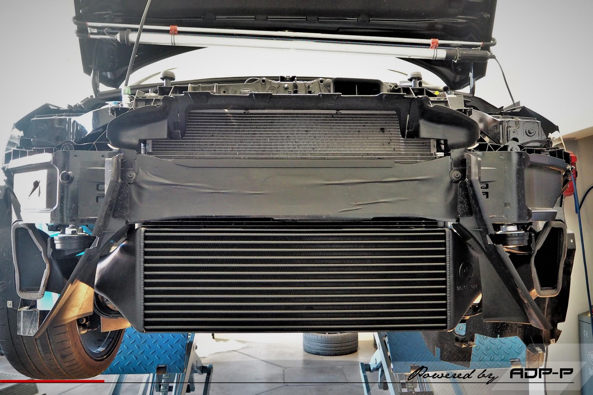 Echangeur Wagner Salon de Provence - Ford Focus RS 2.3T Ecoboost 350cv - ADP Performance