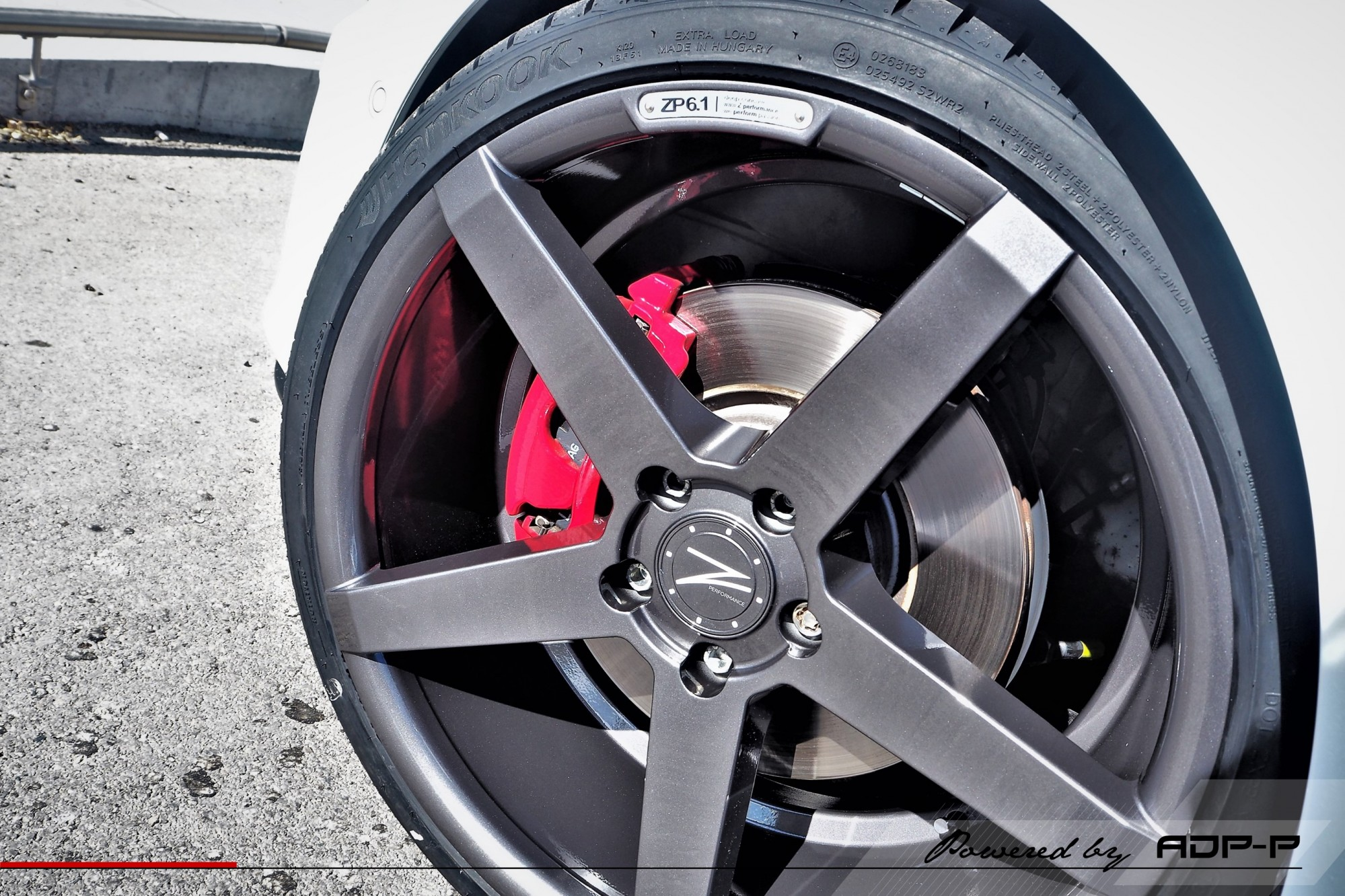Jantes Z Performance Carpentras - VW Golf 7 GTD - ADP Performance