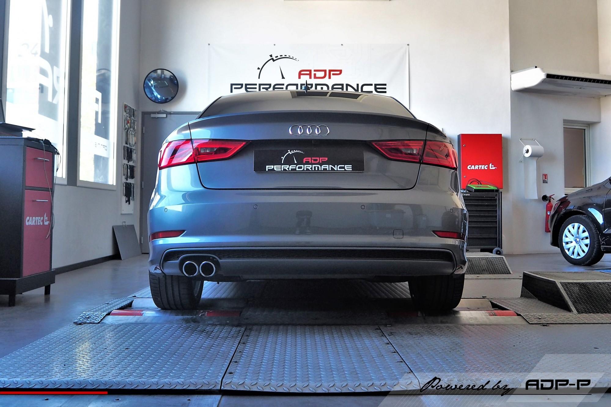 Reprogrammation moteur Avignon - Audi A5 8V 2.0 TDI 150cv - ADP Performance
