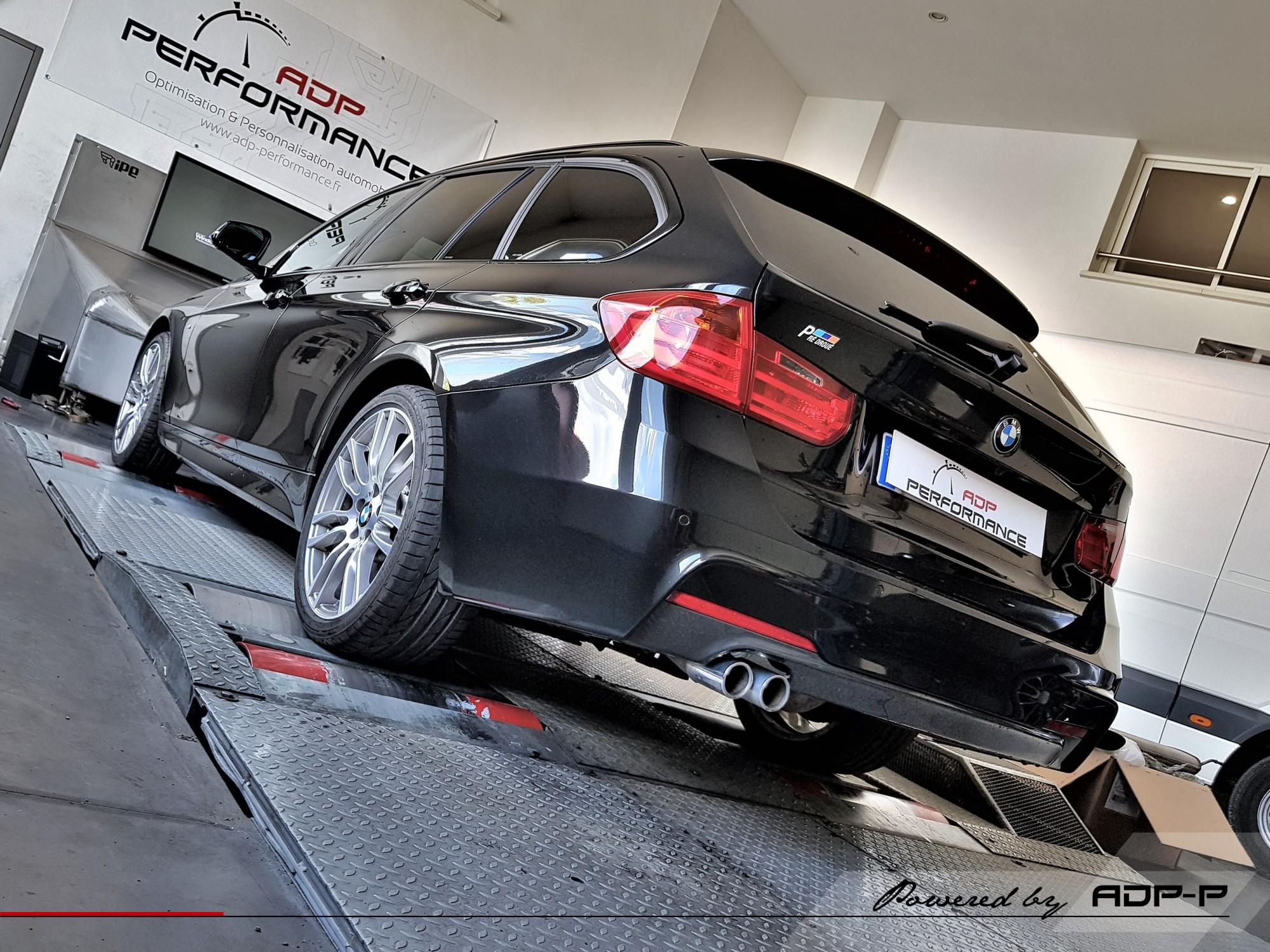 Reprogrammation moteur Plan de Campagne - BMW Serie 3 335xd 313cv - ADP Performance