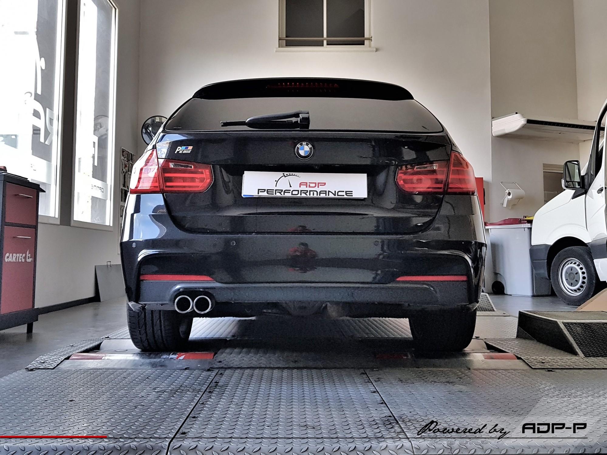Reprogrammation moteur Marseille - BMW Serie 3 335xd 313cv - ADP Performance