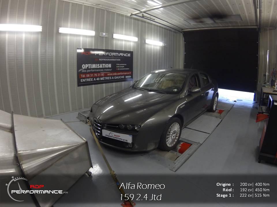 Alfa romeo 159 2005 diesel 2 4 jtd 210 cv for Alfa romeo salon de provence