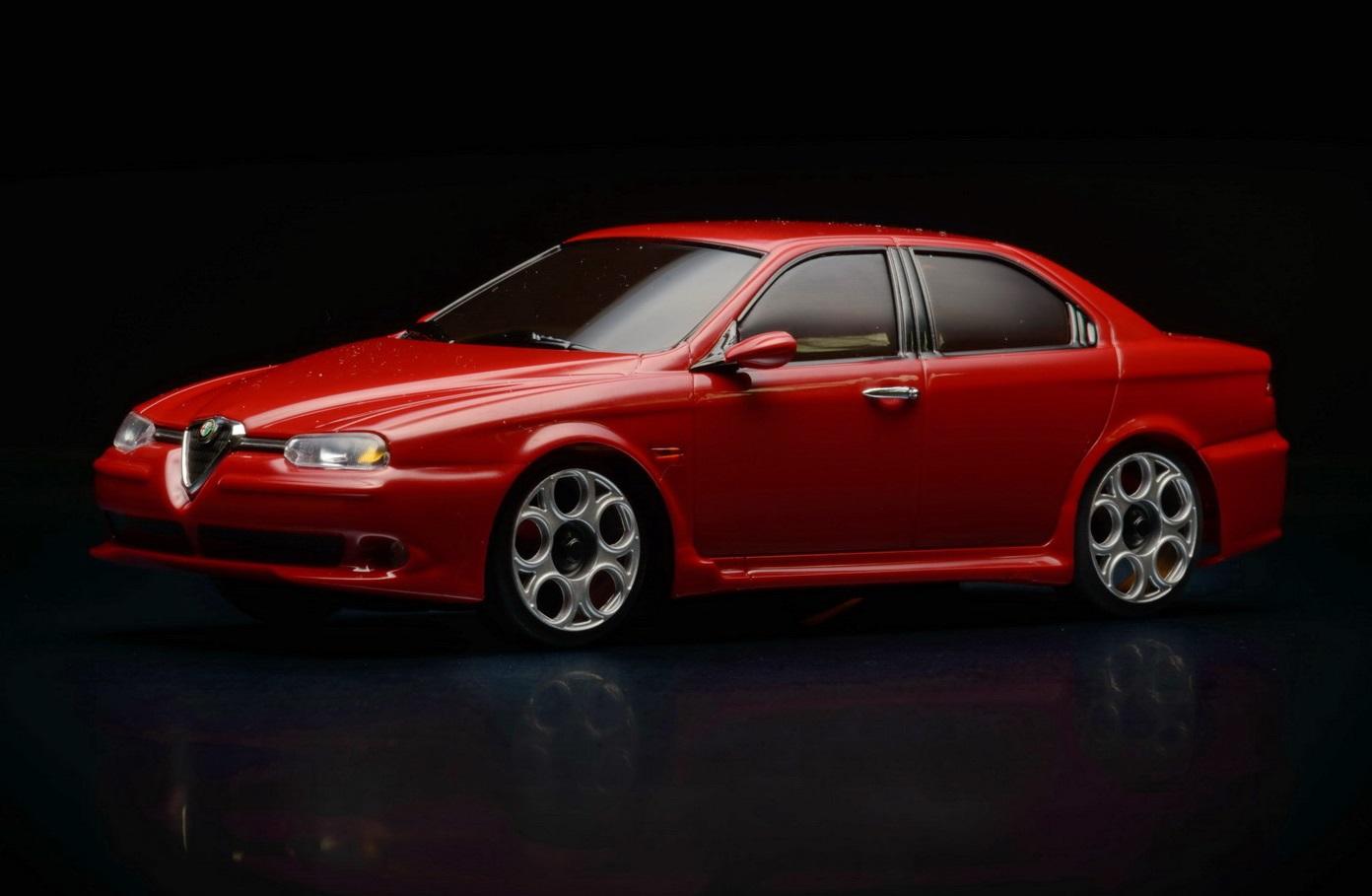Alfa romeo 156 2001 2003 diesel 2 4 jtd 150 cv for Alfa romeo salon de provence