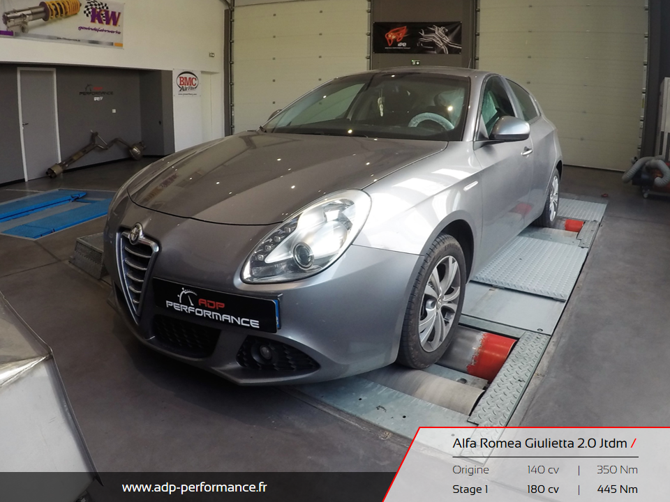 alfa romeo giulietta 2010 02 2016 diesel 2 0 jtdm 140 cv reprogrammation de votre vehicule. Black Bedroom Furniture Sets. Home Design Ideas