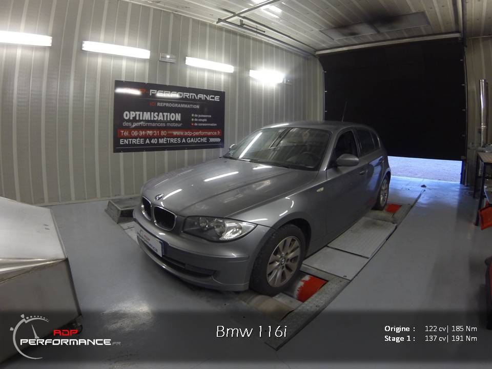 bmw 1 serie e8x 2007 2011 essence 116i 122 cv reprogrammation de votre vehicule. Black Bedroom Furniture Sets. Home Design Ideas