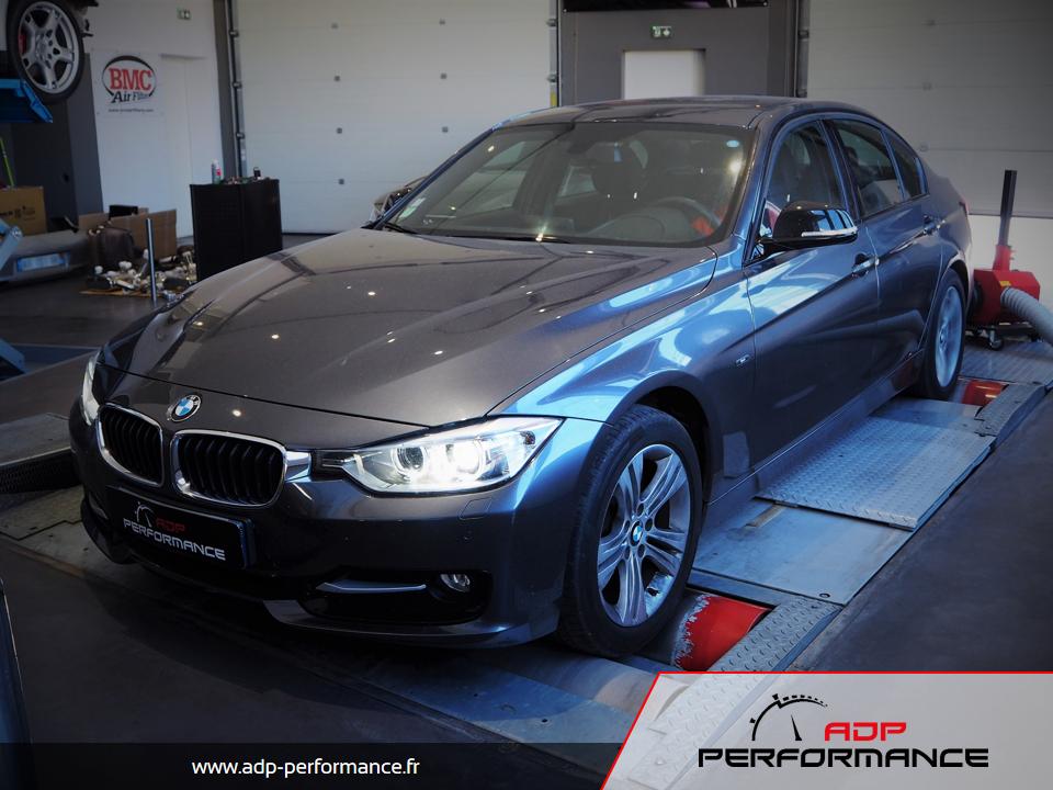 Reprogrammation moteur - BMW Série 3 - F3x 325d 218 ADP Performance
