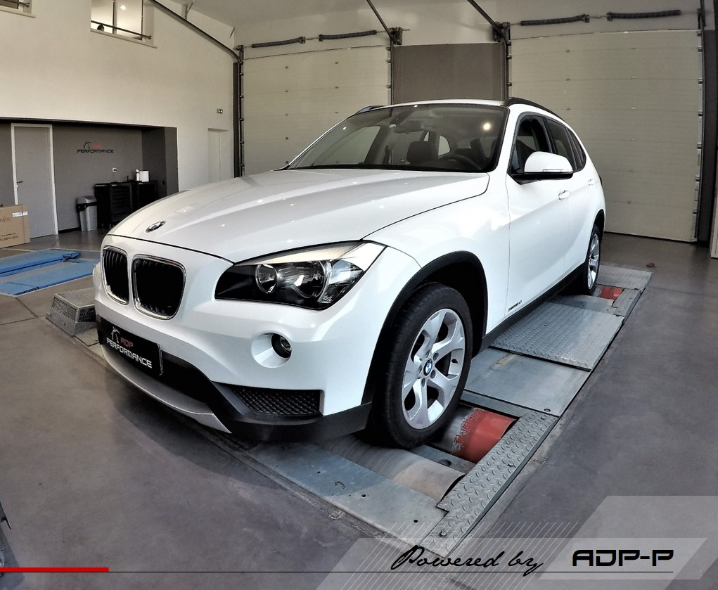 bmw x1 e84 2009 2012 diesel 18d 143 cv reprogrammation de votre vehicule. Black Bedroom Furniture Sets. Home Design Ideas