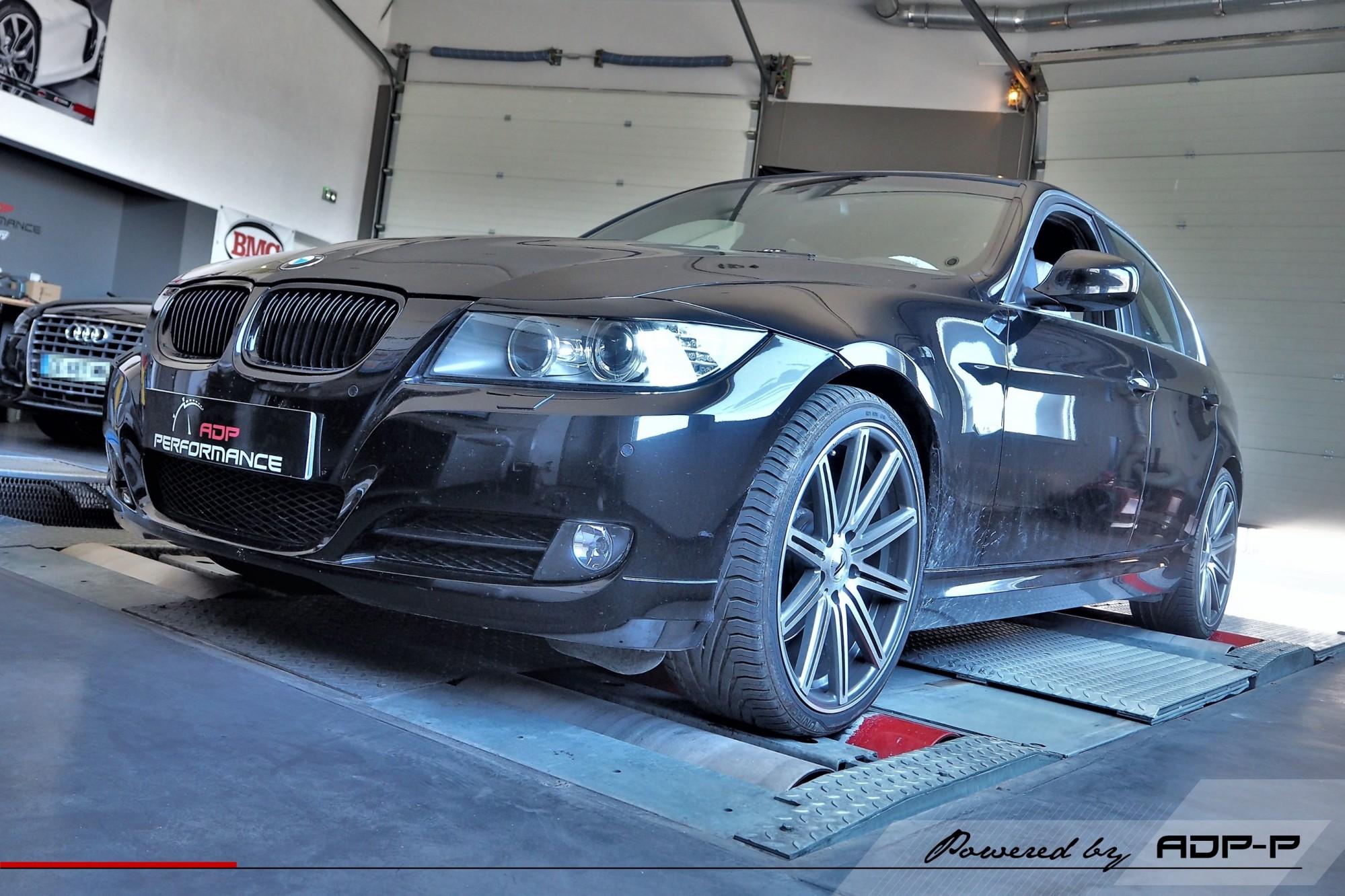 Reprogrammation moteur Avignon, Le Pontet, Cavaillon - BMW Serie 3 E90 325d 197cv - ADP Performance