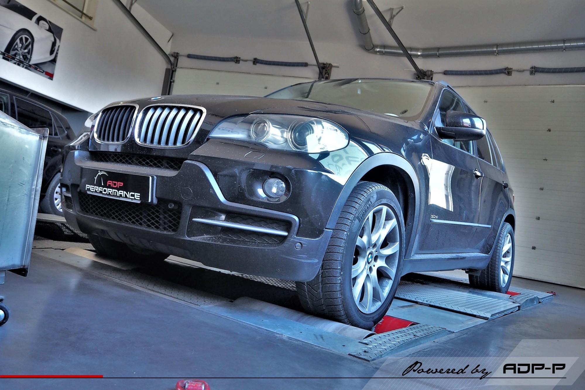 Reprogrammation moteur Manosque, Aix en Provence, Cavaillon - BMW X5 (E70) 3.0d 235cv - ADP Performance