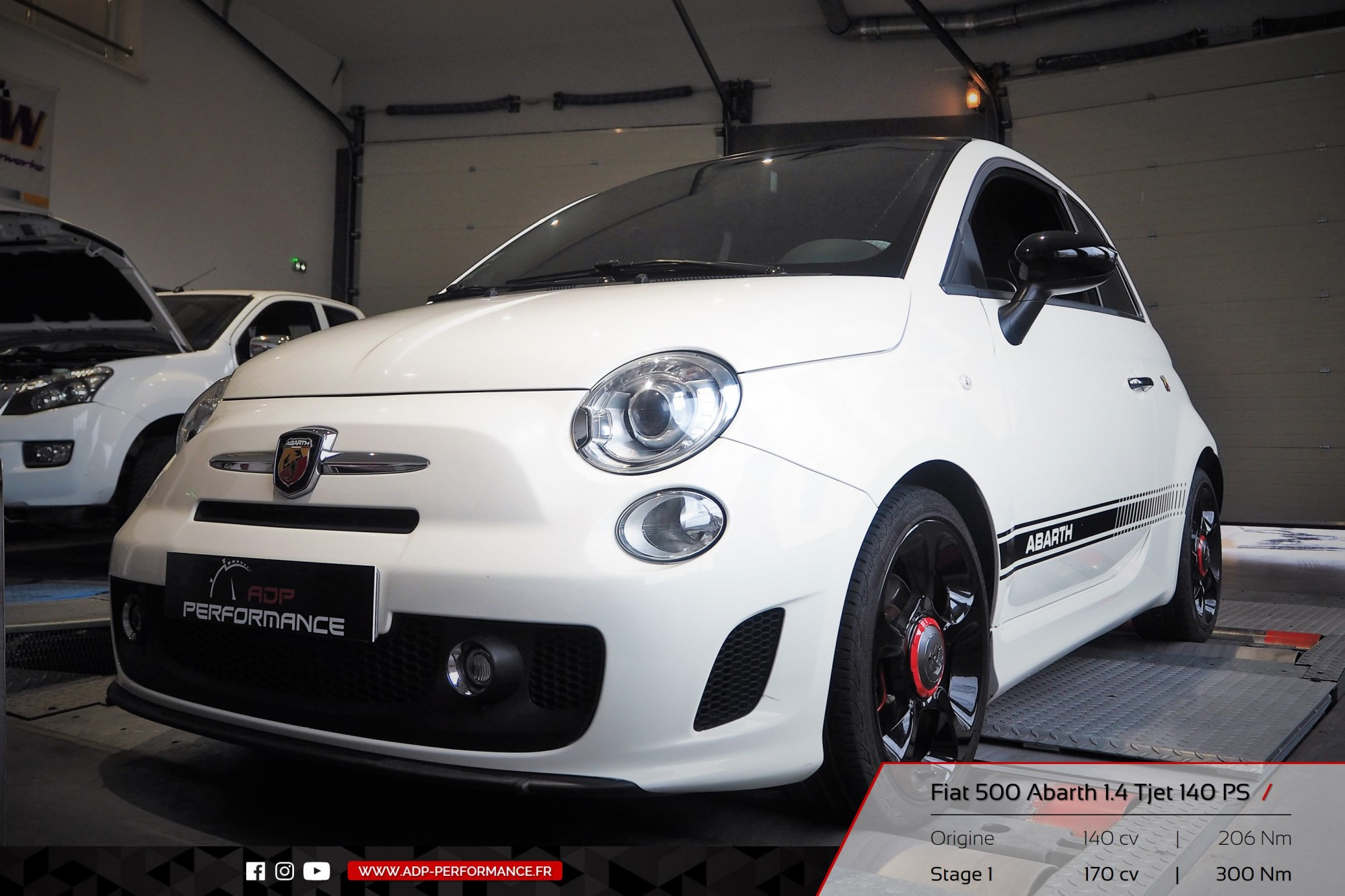 fiat 500 500c 2007 2015 essence abarth 1 4 tjet 140 cv reprogrammation de votre. Black Bedroom Furniture Sets. Home Design Ideas