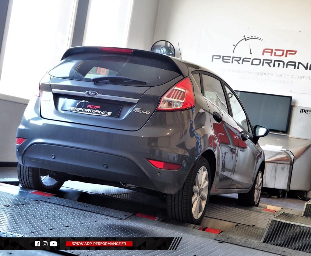 Reprogrammation moteur - Ford Fiesta 1.0T Ecoboost 140cv - ADP Performance