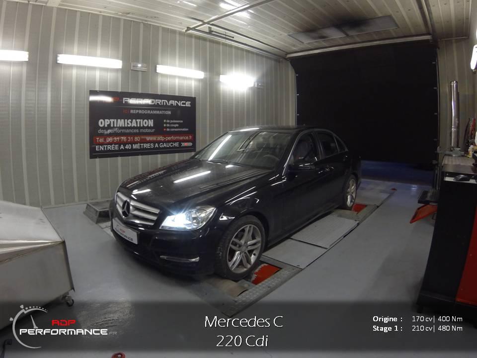 mercedes c w205 2014 diesel c 220 cdi 170 cv. Black Bedroom Furniture Sets. Home Design Ideas
