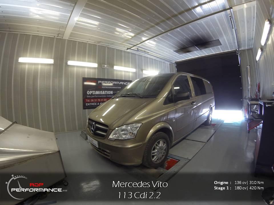 Mercedes vito w639 2010 2014 diesel 113 cdi 136 for Casse auto 113 salon de provence