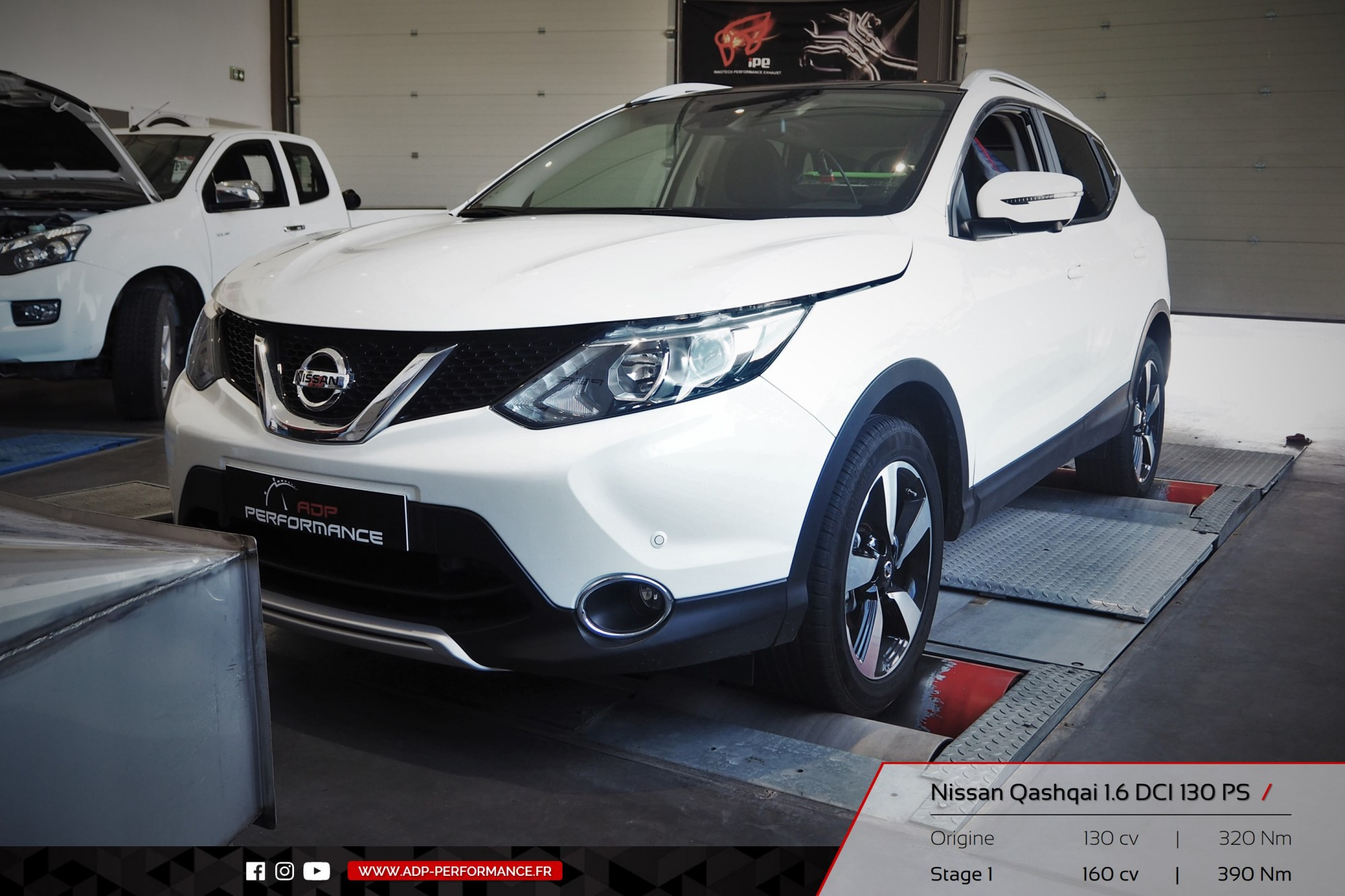 nissan qashqai 02 2014 diesel 1 6 dci 130 cv reprogrammation de votre vehicule. Black Bedroom Furniture Sets. Home Design Ideas
