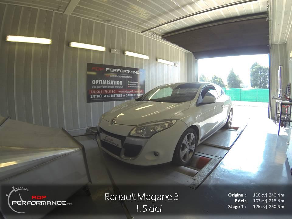 Renault Megane Megane 3 Ph1 2008 Gt 2012 Diesel 1 5