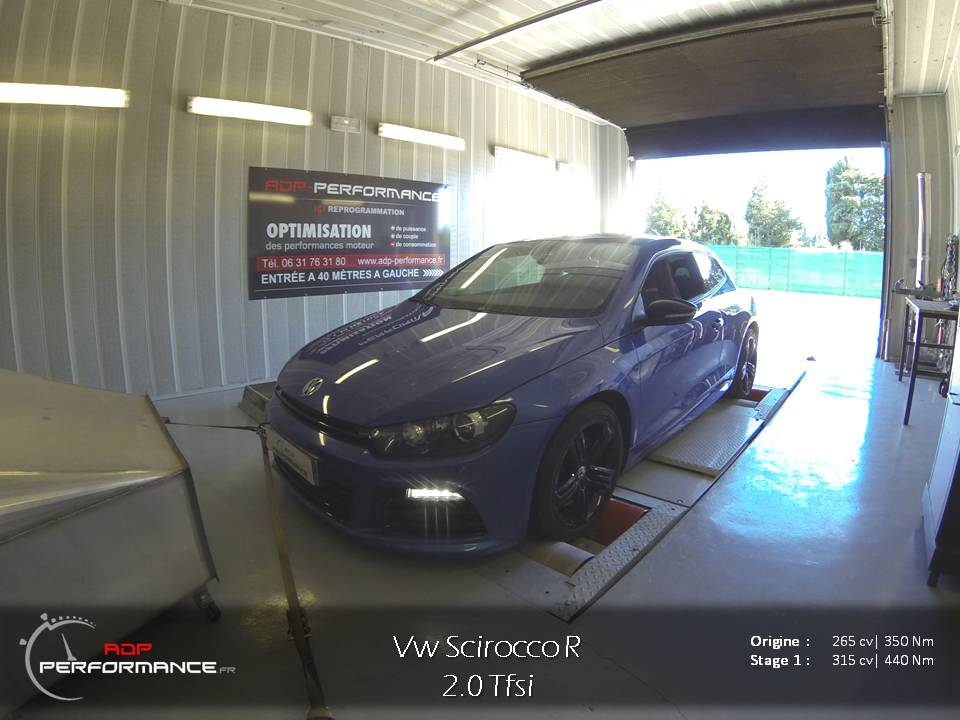 Scirocco r Stage 1 Adp - Apr