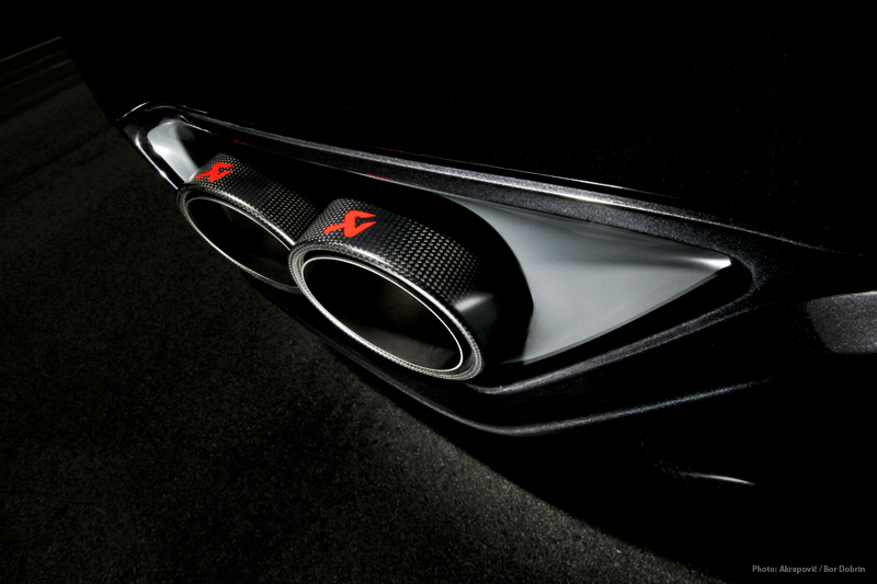 Ligne Akrapovic Nissan GTR