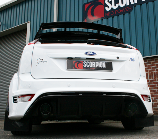 Ligne Scorpion Ford Focus RS