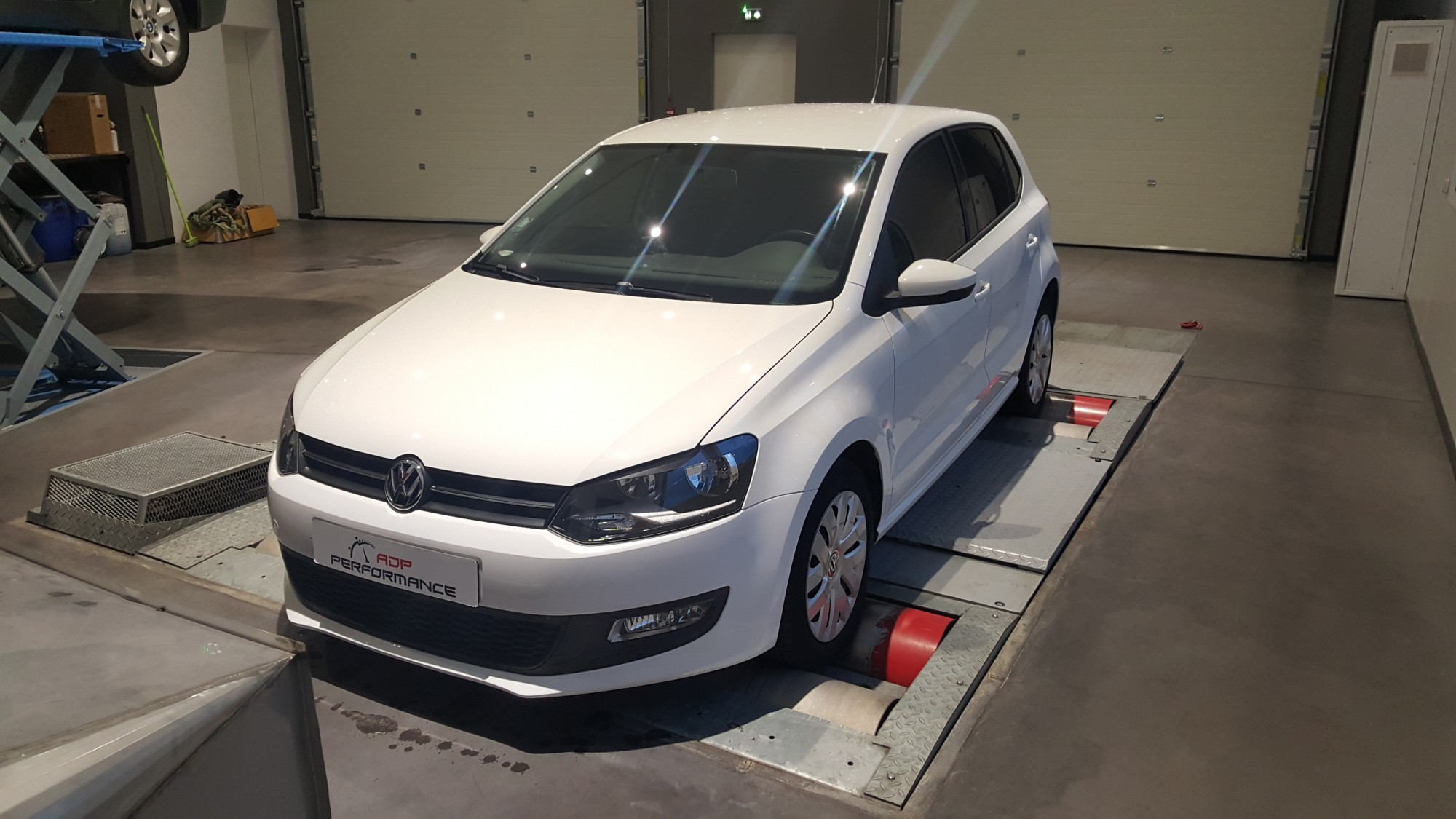 Vitres teintées Volkswagen Polo