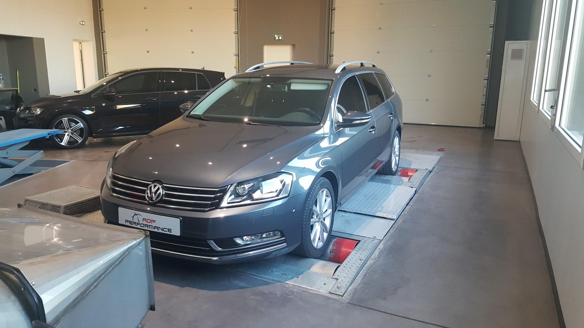 Vitres teintées Volkswagen Passat Break