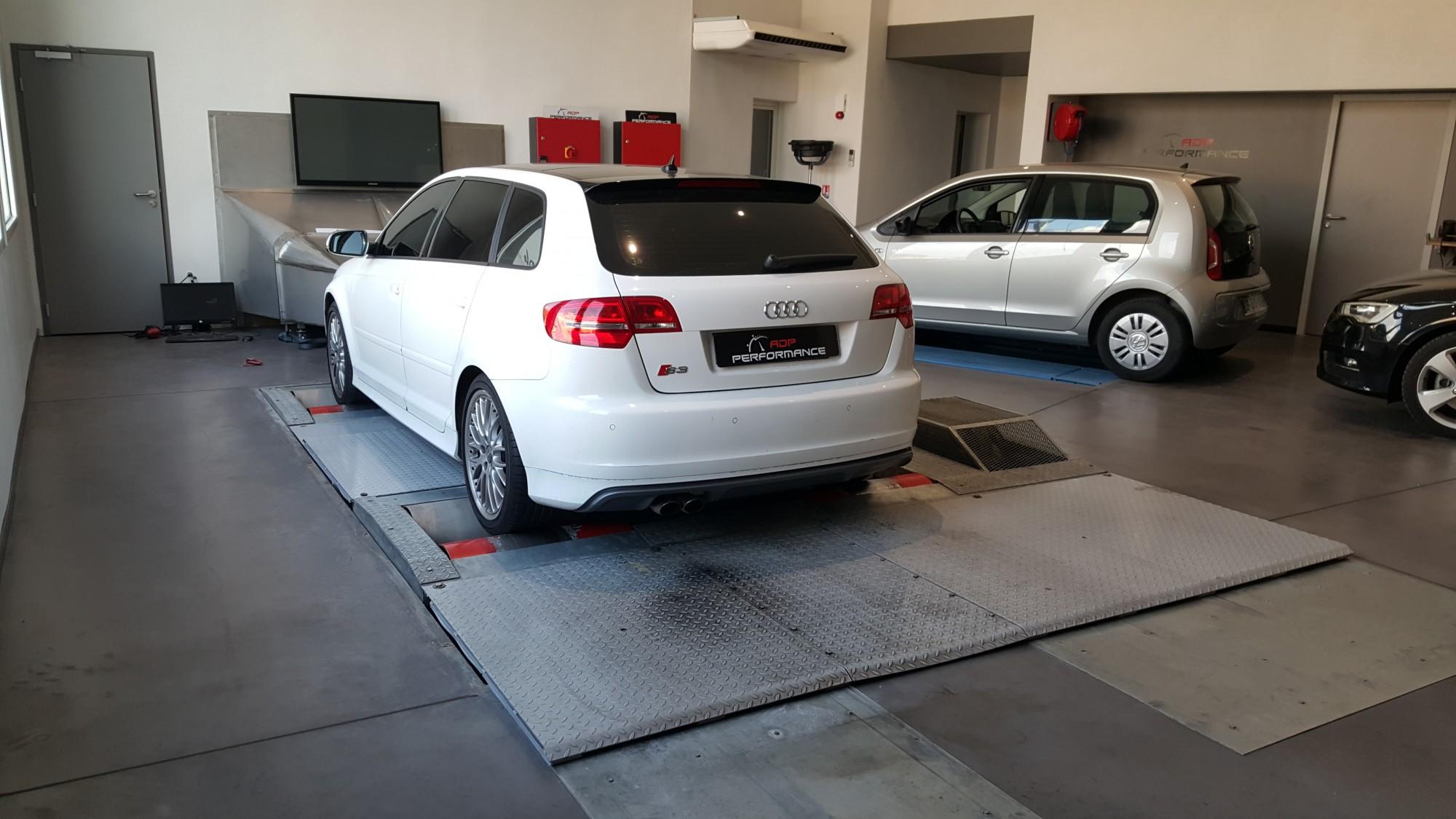 Films solaire Audi S3 à aix en provence