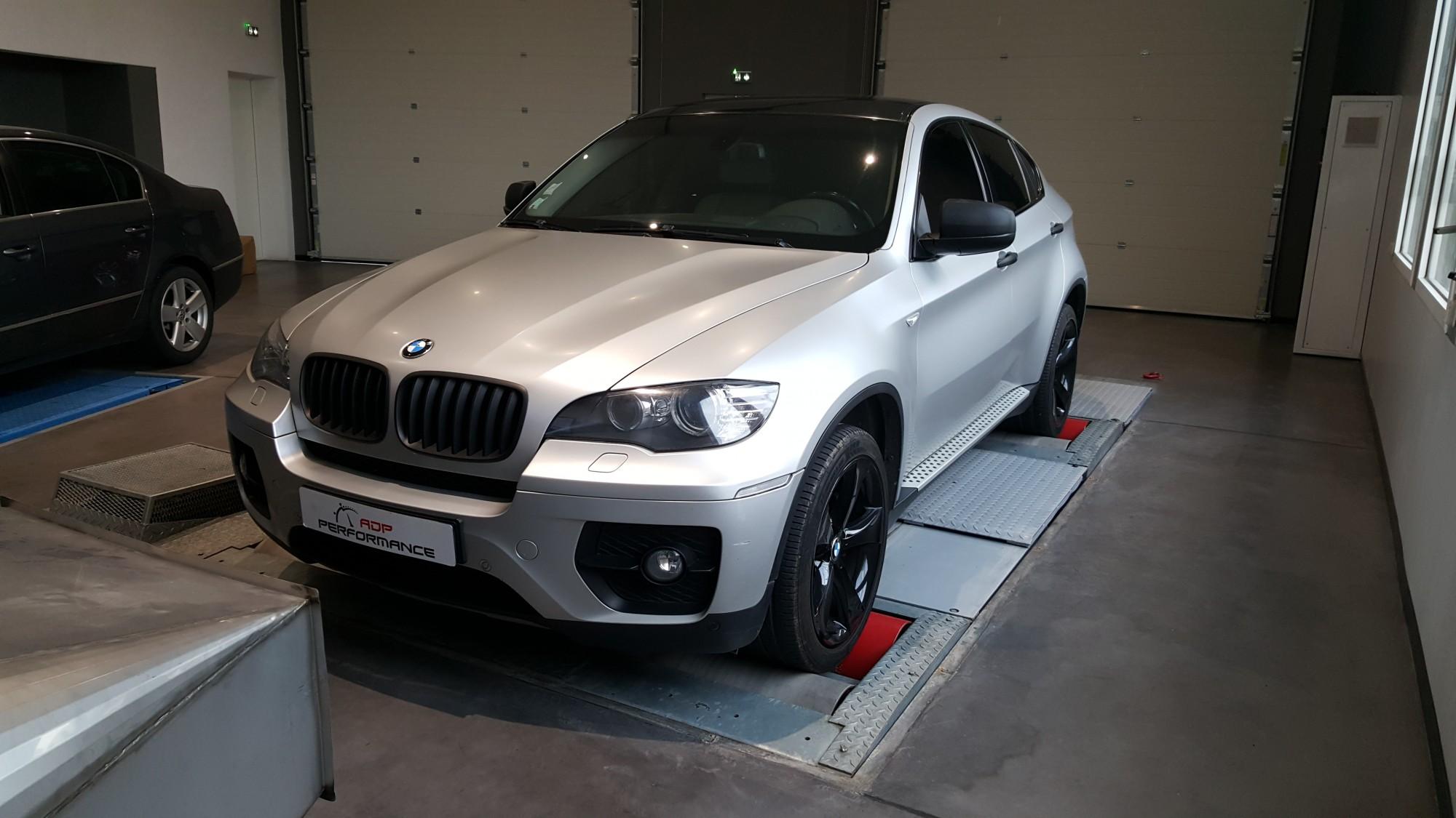 Pose Vitres teintées BMW X6 à Marseille