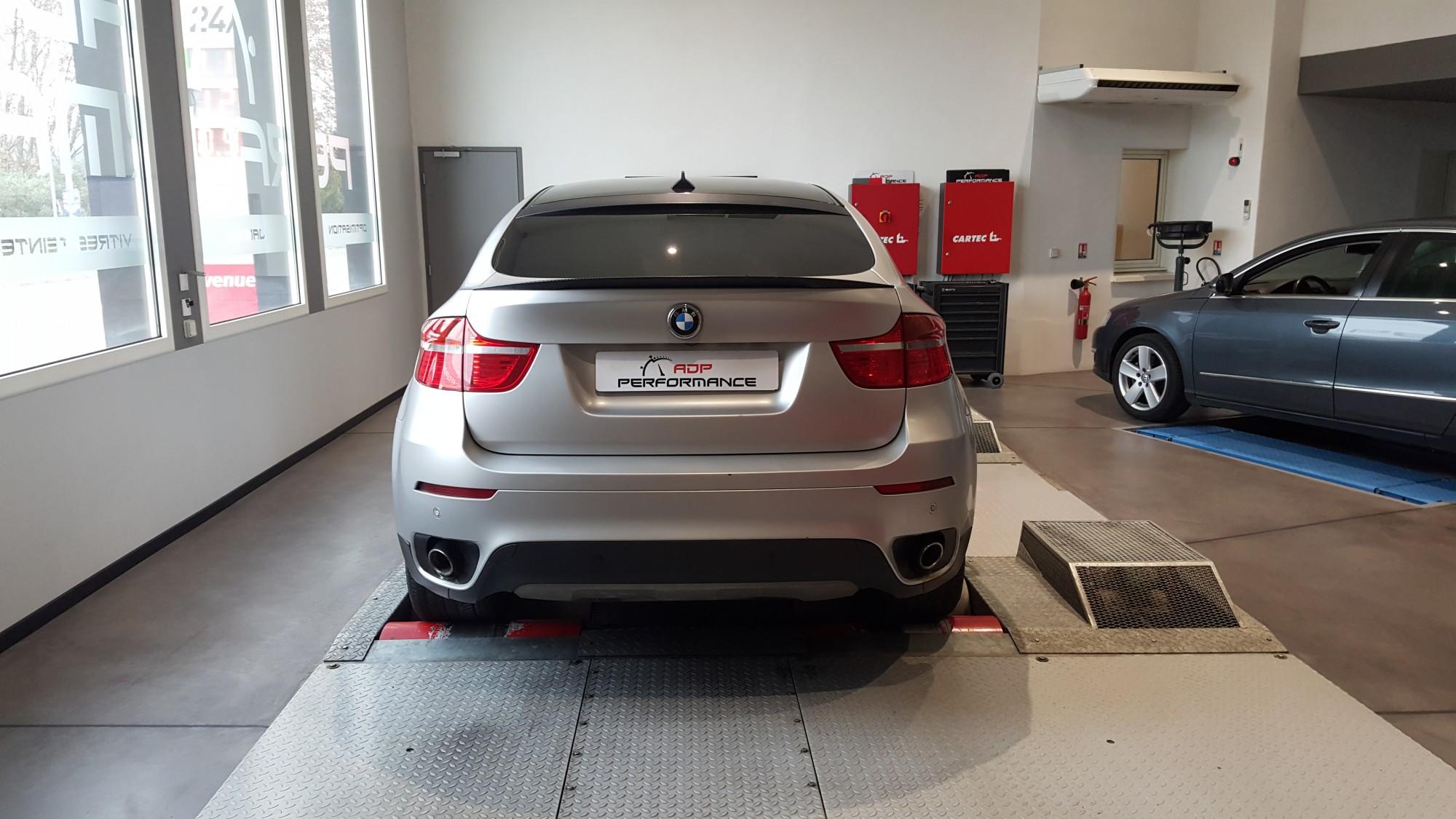 Vitres teintées et films solaire  BMW X6