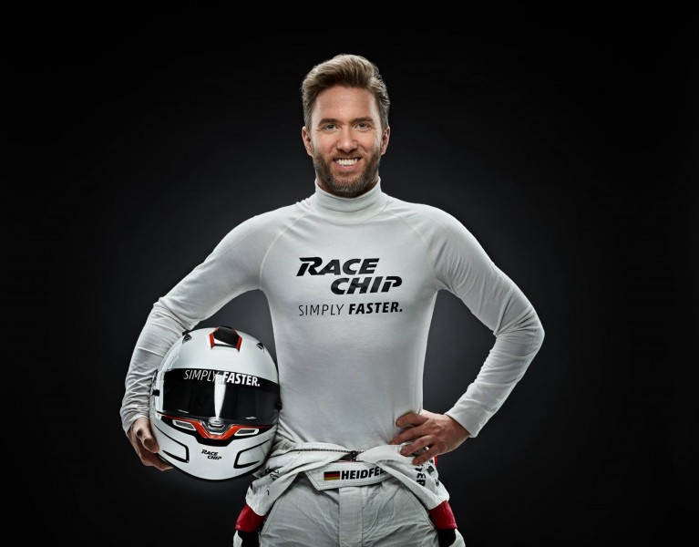 Nick Heidfeld Quick Nick ambassadeur RaceChip France ADP Performance