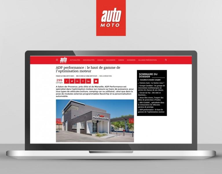 ADP Performance Auto Moto Reprogrammation moteur sur mesure