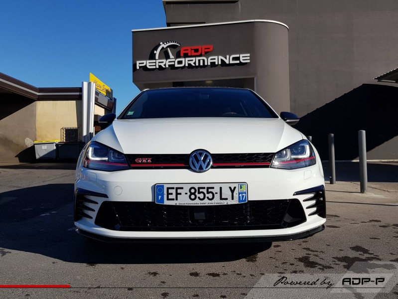 VW Golf 7 GTI Clubsport
