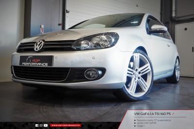 Ressorts courts ST Suspensions VW Golf 6 1.4 TSI 160cv Salon de Provence - ADP Performance