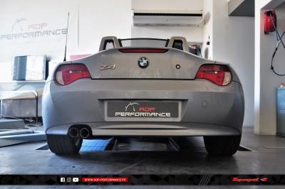 Silencieux Supersprint Salon de Provence - BMW Z4 - ADP Performance