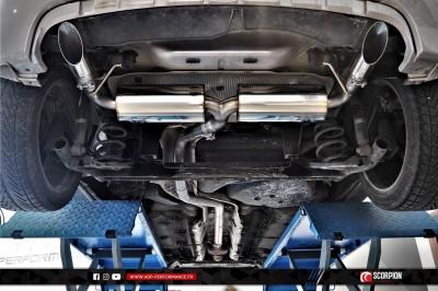 Catback Scorpion Salon de Provence - Renault Clio 3 RS - ADP Performance