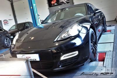 Catback iPE Innotech Salon de Provence - Porsche Panamera Turbo - ADP Performance