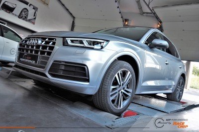 RaceChip Ultimate Connect Salon de Provence - Audi Q5 (2017) 2.0 TDI 190cv - ADP Performance
