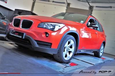Reprogrammation moteur Salon de Provence - BMW X1 (E84) 16d 116cv - ADP Performance