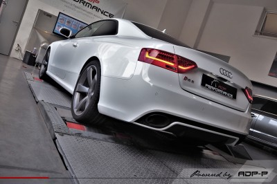 Catback Armytrix Nice - Audi RS5 - ADP Performance