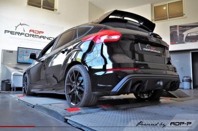 Reprogrammation moteur Stage 2 Nimes, Aix en Provence et Avignon - Ford Focus RS 2.3T Ecoboost 350cv - ADP Performance