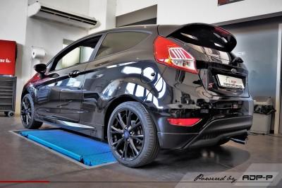 Catback Cobra Salon de Provence - Ford Fiesta - ADP Performance