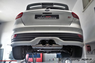 Catback Milltek Salon de Provence - Ford Focus ST - ADP PerformanceCatback Milltek - Ford Focus ST - ADP Performance