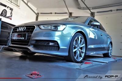 Reprogrammation moteur Salon de Provence - Audi A5 8V 2.0 TDI 150cv - ADP Performance