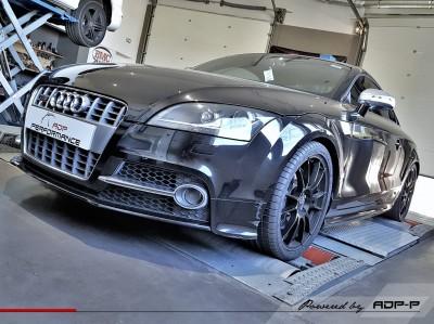 Reprogrammation moteur Salon de Provence - Audi TTS (8J) 2.0 TFSI 272cv - ADP Performance