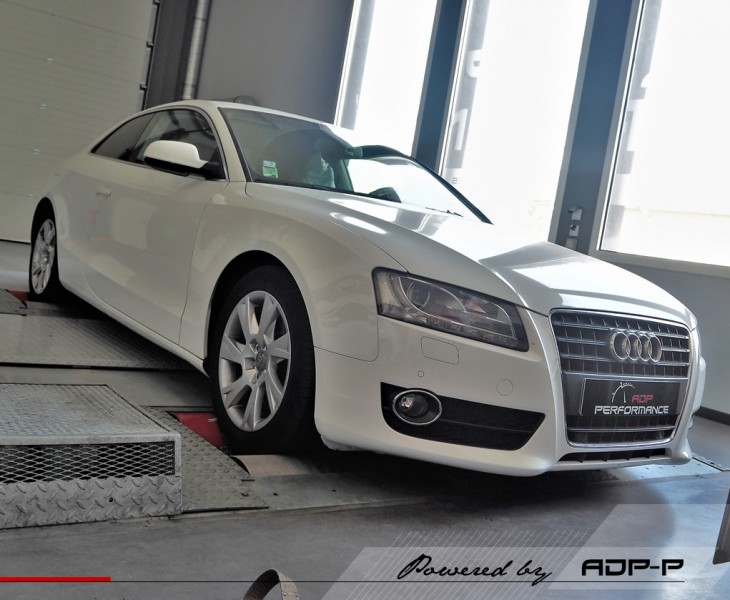 Audi a5 mk1 2007 2011 essence 1 8 tfsi 160 cv for Audi salon de provence