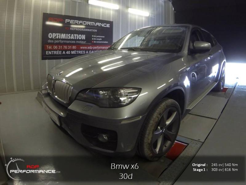 bmw x6 e71 2008 2014 diesel x drive 30d 245 cv reprogrammation de votre vehicule. Black Bedroom Furniture Sets. Home Design Ideas