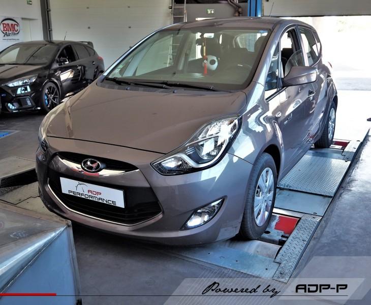 Reprogrammation moteur Miramas, Istres, Martigues - Hyundai ix20 1.4 CRDI 77cv - ADP Performance