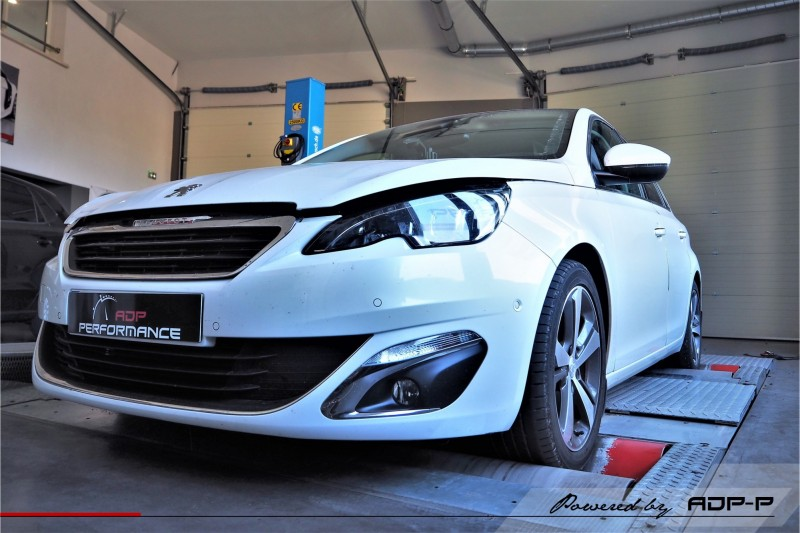 Reprogrammation moteur Miramas, Martigues, Saint Chamas - Peugeot 308 2.0 BlueHDi - 150 cv