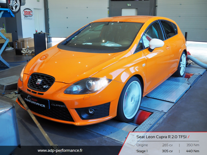 seat leon 1p 2005 2012 essence 2 0 tfsi cupra r 265 cv reprogrammation de votre. Black Bedroom Furniture Sets. Home Design Ideas